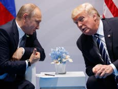 Stephanie Grisham book - dernier: Trump denies story about penis discussion and that he put on a show for Putin