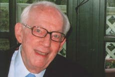Dr Raymond Sackler, pharmaceutical entrepreneur, philanthropist and co-creator of 'hillbilly heroin'