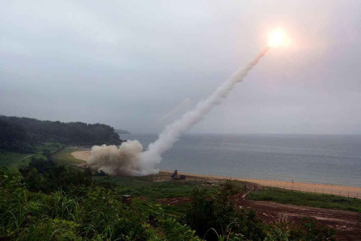 South Korea launches first ballistic missile from submarine, seventh country to do so