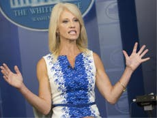 Biden tells Trump allies Kellyanne Conway and Sean Spicer to quit boards or be fired