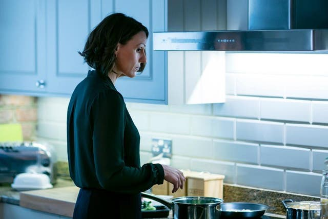The BBC hit drama had a continuity error when its star Suranne Jones is seen drinking a glass of wine in her kitchen. As she gulps the wine and texts from her phone, the fridge door in the background is open, then closed, then open – all by itself.