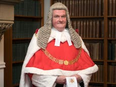 Coronavirus: Lord Chief Justice urges government to act on court backlogs and underfunding