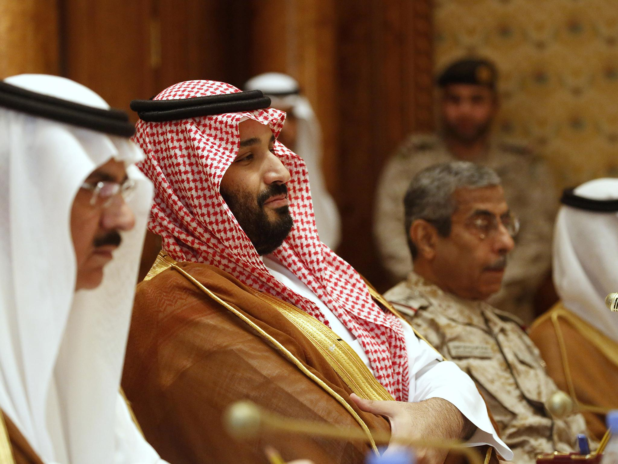 Saudi Arabia using anti-terror laws to detain and torture political dissidents, UN says