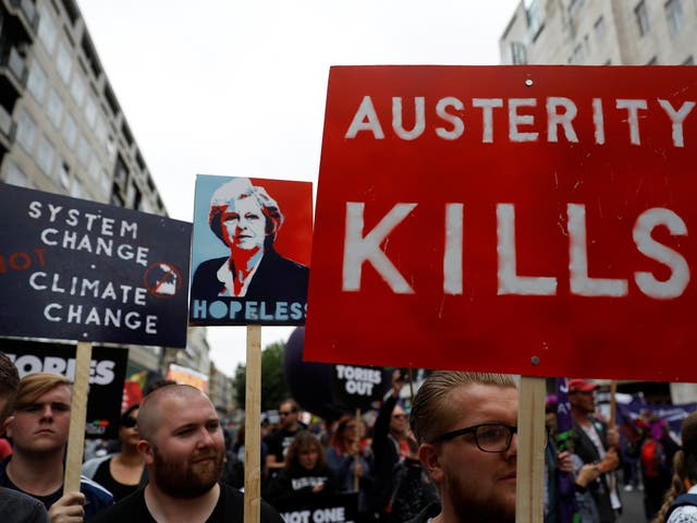 The paper found that there were 45,000 more deaths in the first four years of Tory-led efficiencies than would have been expected if funding had stayed at pre-election levels.  On this trajectory that could rise to nearly 200,000 excess deaths by the end of 2020, even with the extra funding that has been earmarked for public sector services this year.