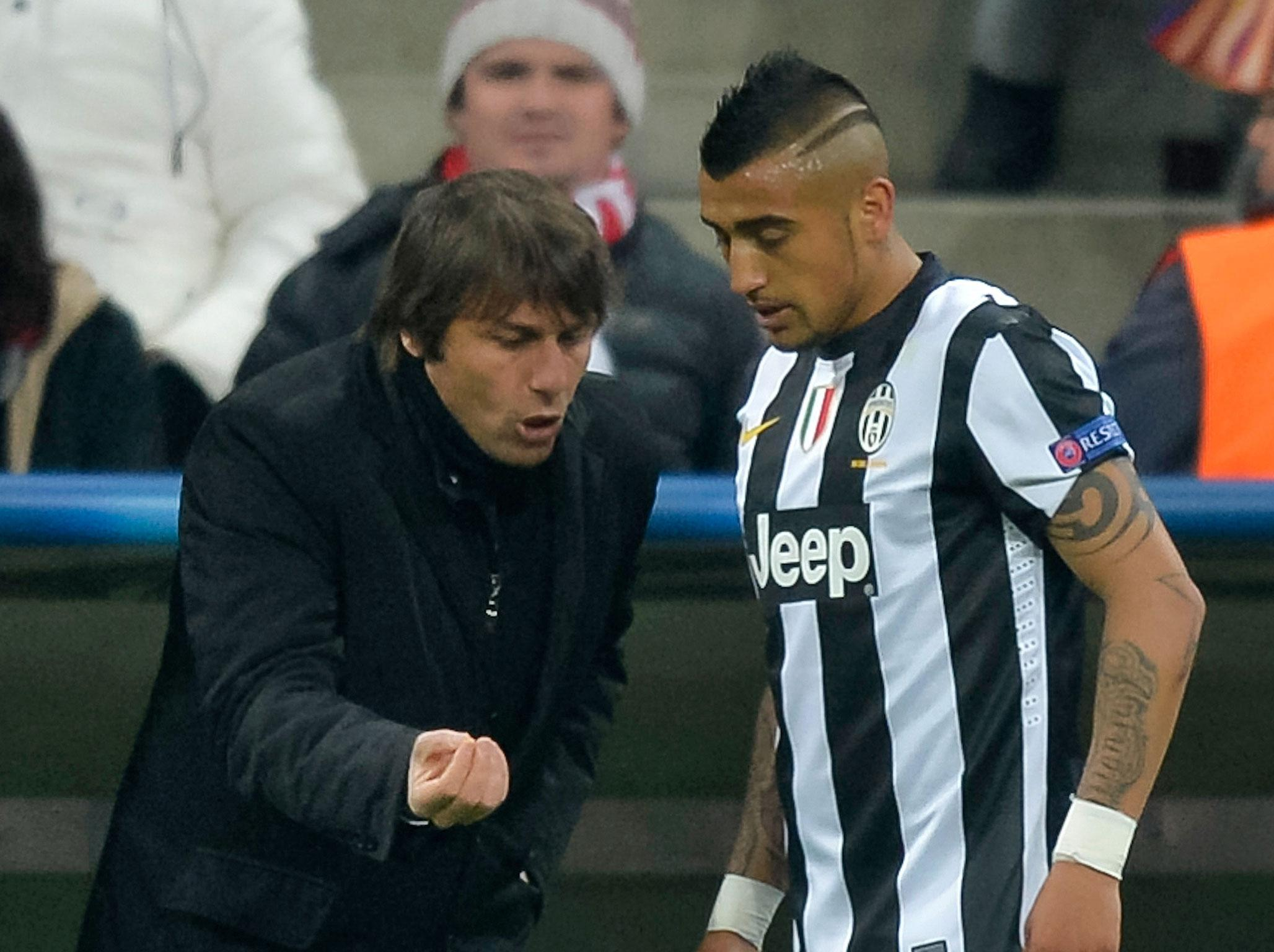 Image result for vidal conte
