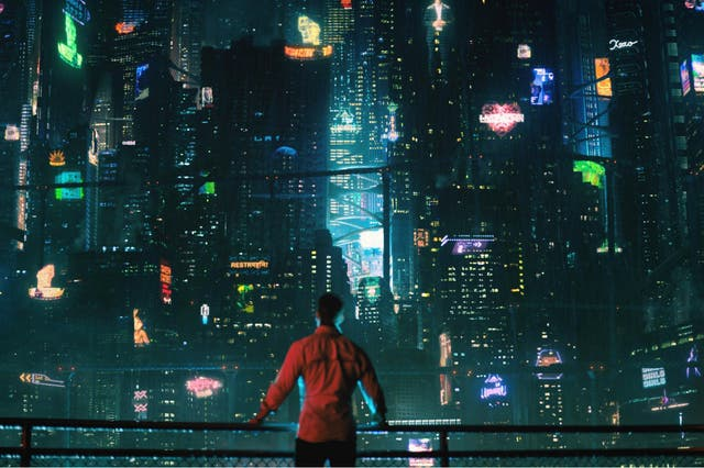 """Netflix does Bladerunner with this sumptuous adaptation of the cult Richard Morgan novel. The setting is a neon-splashed cyberpunk future in which the super-wealthy live forever by uploading the consciousness into new """"skins"""". Enter rebel-turned-detective Takeshi Kovacs (Joel Kinnaman), hired to find out who killed a (since resurrected) zillionaire industrialist while dealing with fallout from his own troubled past. Rumoured to be one of Netflix's most expensive projects yet, its second run sees Anthony Mackie (aka Marvel's Falcon) replace Kinnaman as the shape-shifting Kovacs. He's a perfect fit for the part too, delving into the inner turmoil of a character who accumulates a multitude of ghosts across his endless lifespan."""
