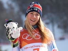 Olympians shouldn't be forced into 'moral' decision, says Mikaela Shiffrin