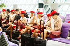 Emirates flight crew faced random weight checks for being 'too heavy'