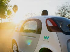 Waymo 360 degree video released showing self-driving car experience