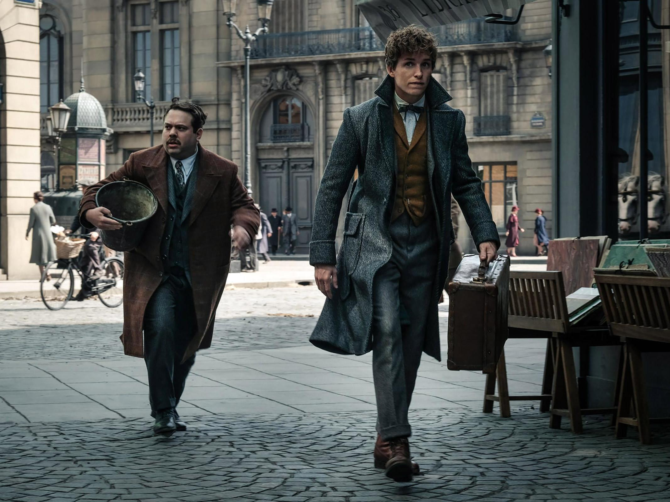 Fantastic Beasts: the Crimes of Grindelwald review – An astonishing level of visual detail and inventiveness