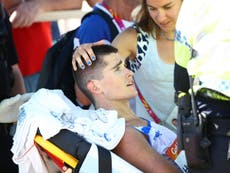 Commonwealth Games 2018: Scotland's Callum Hawkins out of hospital after collapsing during marathon