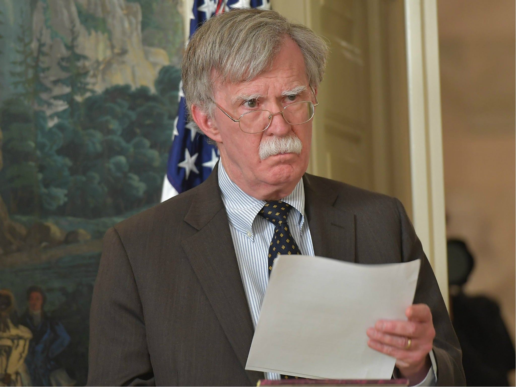 John Bolton could face the same fate as Steve Bannon now Kim Jong-un is threatening to pull out of his meeting with Trump