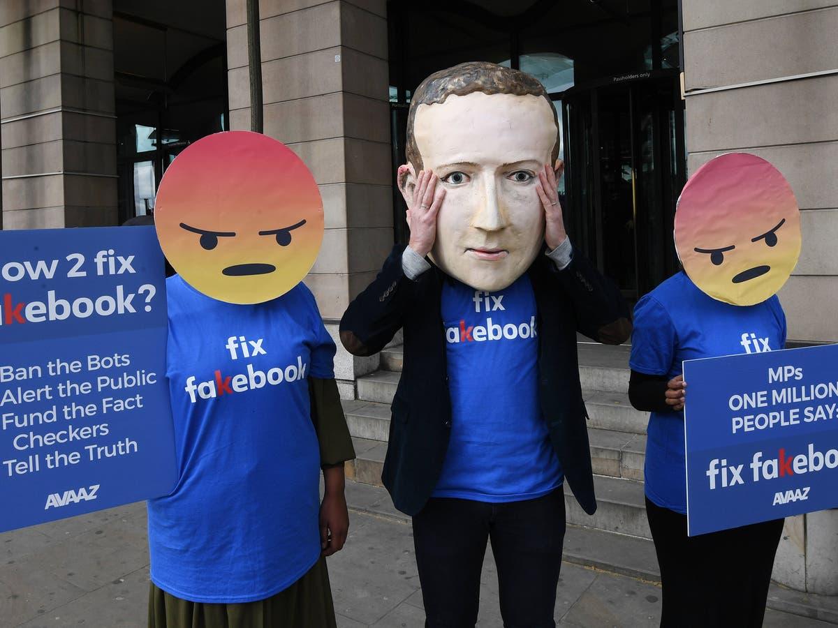 Facebook struggling to count duplicate user accounts, verslag sê
