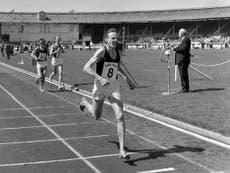 Bruce Tulloh: Long-distance runner who broke records in bare feet