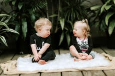 Toddlers with Down's Syndrome form incredible friendship