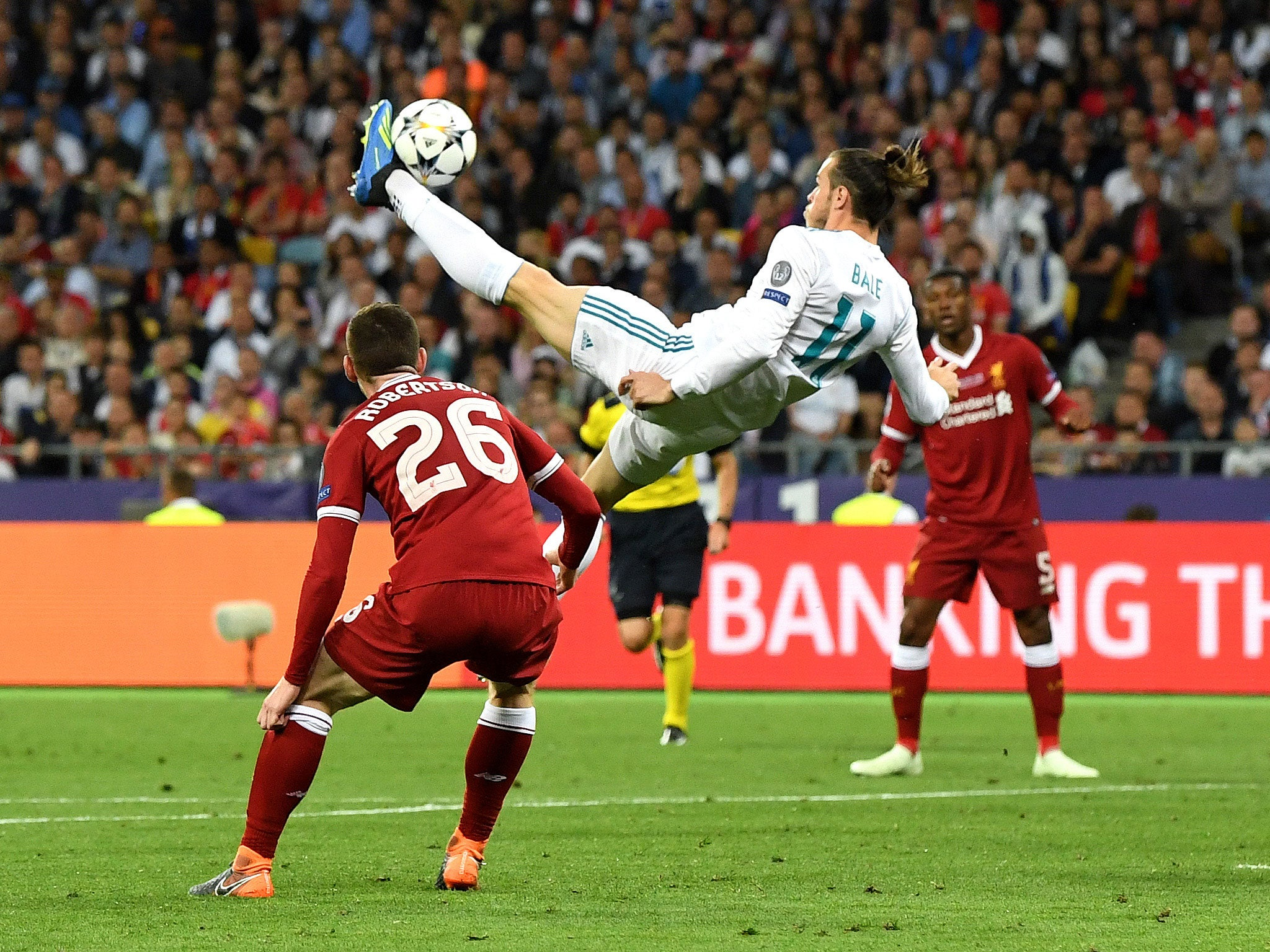 Cristiano Ronaldo, Lucy Bronze and Elliot Embleton up for Uefa award but Gareth Bale Champions League goal snubbed