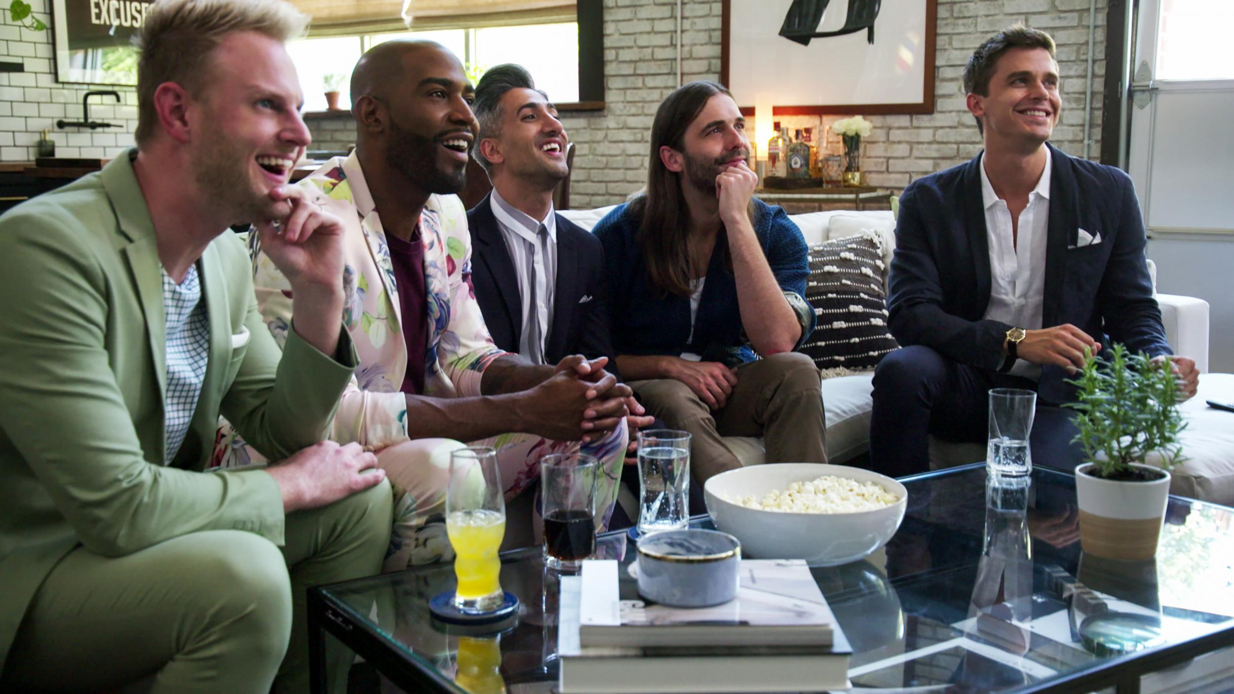 What you can learn from Queer Eye's Fab Five