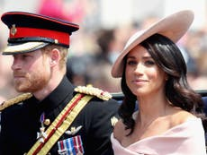 Harry and Meghan 'furious' about being photographed after miscarriage