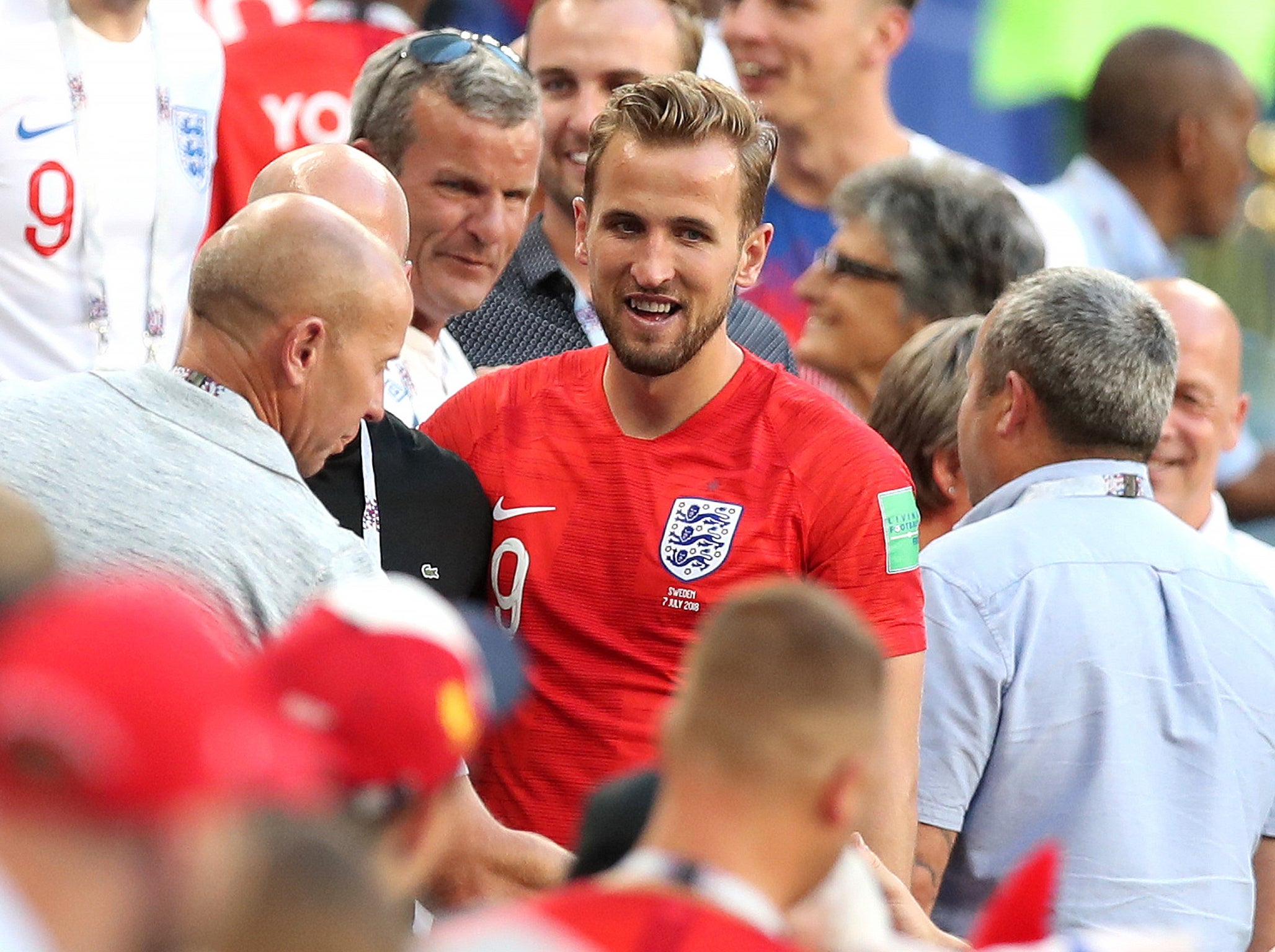England vs Sweden: Harry Kane reveals crucial factor in 2-0 win that took team through to World Cup 2018 semi-finals