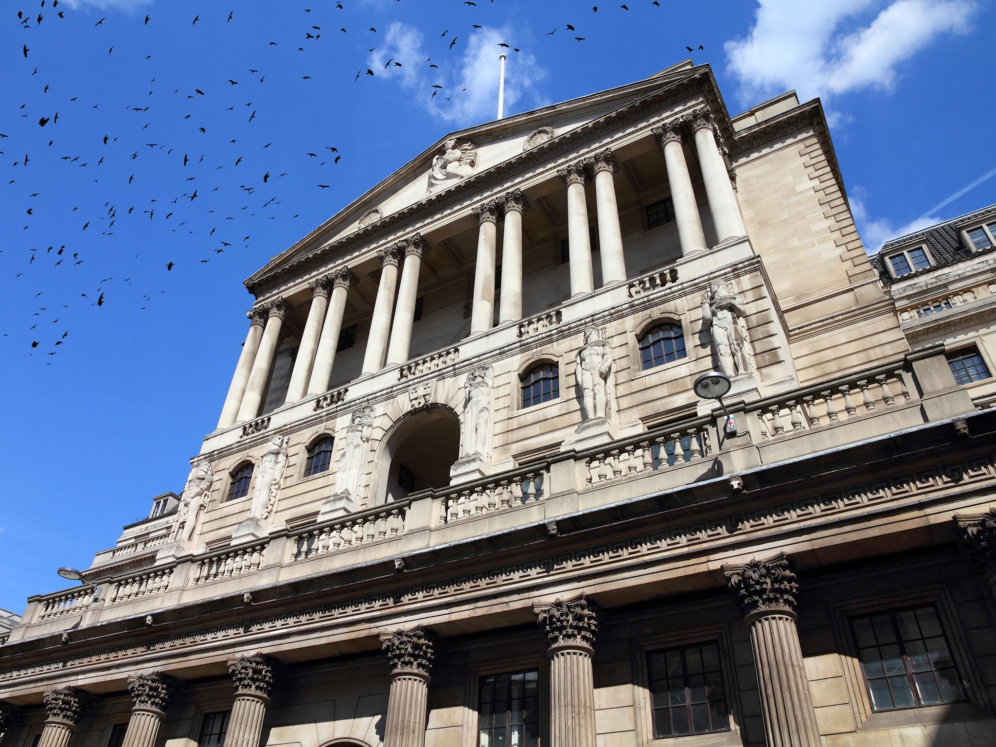 Bank of England warns of 'greater uncertainty' over Brexit