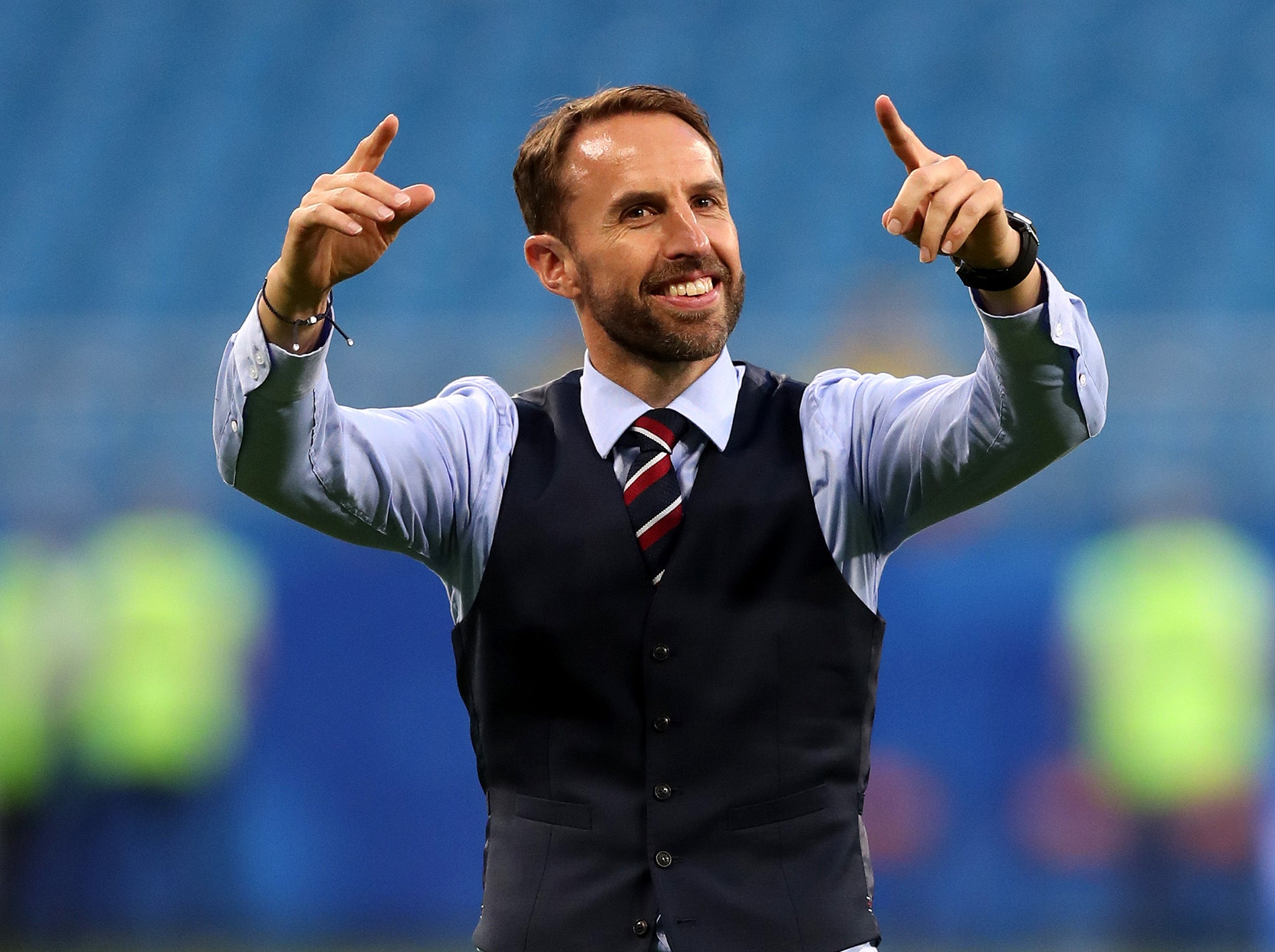 England climb to sixth in Fifa world rankings after reaching 2018 World Cup semi-finals