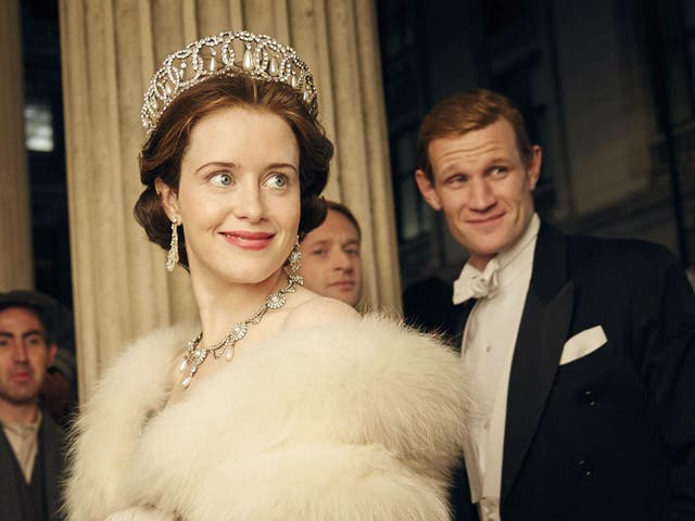 A right royal blockbuster from dramatist Peter Morgan (The Queen, Frost / Nixon). Tracing the reign of Elizabeth II from her days as a wide-eyed young woman propelled to the throne after the surprise early death of her father, The Crown humanises the royals even as it paints their private lives as a bodice-ripping soap. Matt Smith is charmingly roguish as Prince Philip and Vanessa Kirby has ascended the Hollywood ranks on the back of her turn as the flawed yet sympathetic Princess Margaret.   Most impressive of all, arguably, is Claire Foy, who plays the Queen as a shy woman thrust unwillingly into the spotlight. Foy and the rest of the principal cast have now departed, with a crew of older actors – headed by Olivia Colman and Tobias Menzies – taking over as the middle-aged Windsors for season three. They'll be around for season four too. And then the grand endeavour closes with Imelda Staunton as Elizabeth in her twilight years.