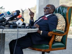 Robert Mugabe's downfall has left deep fractures in the society of Zimbabwe