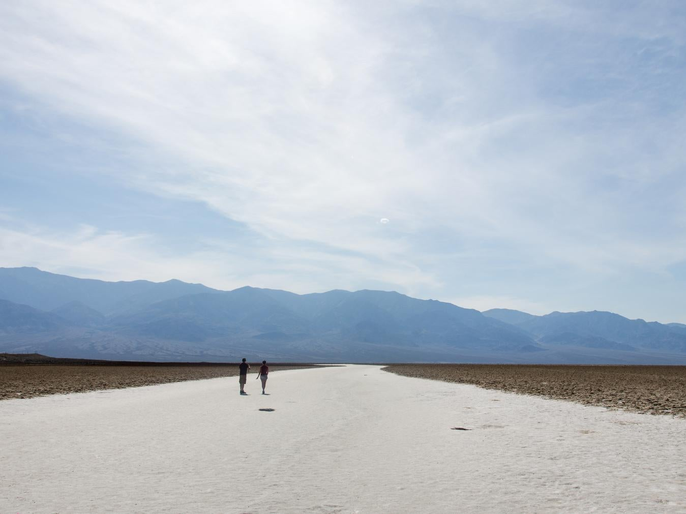 Death Valley sets record for hottest month ever recorded on Earth