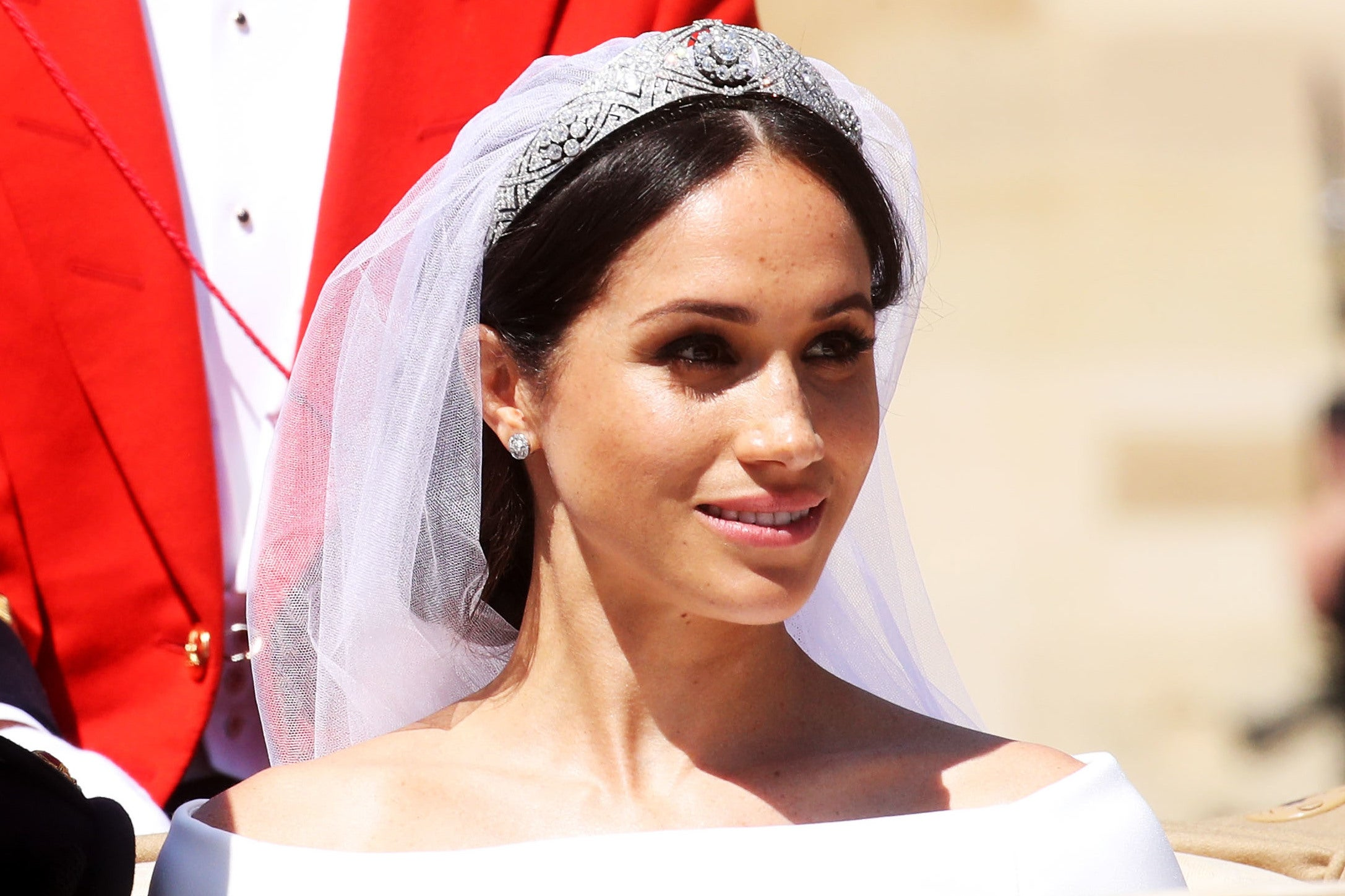 Prince Harry thanked Meghan Markle's makeup artist after the royal wedding