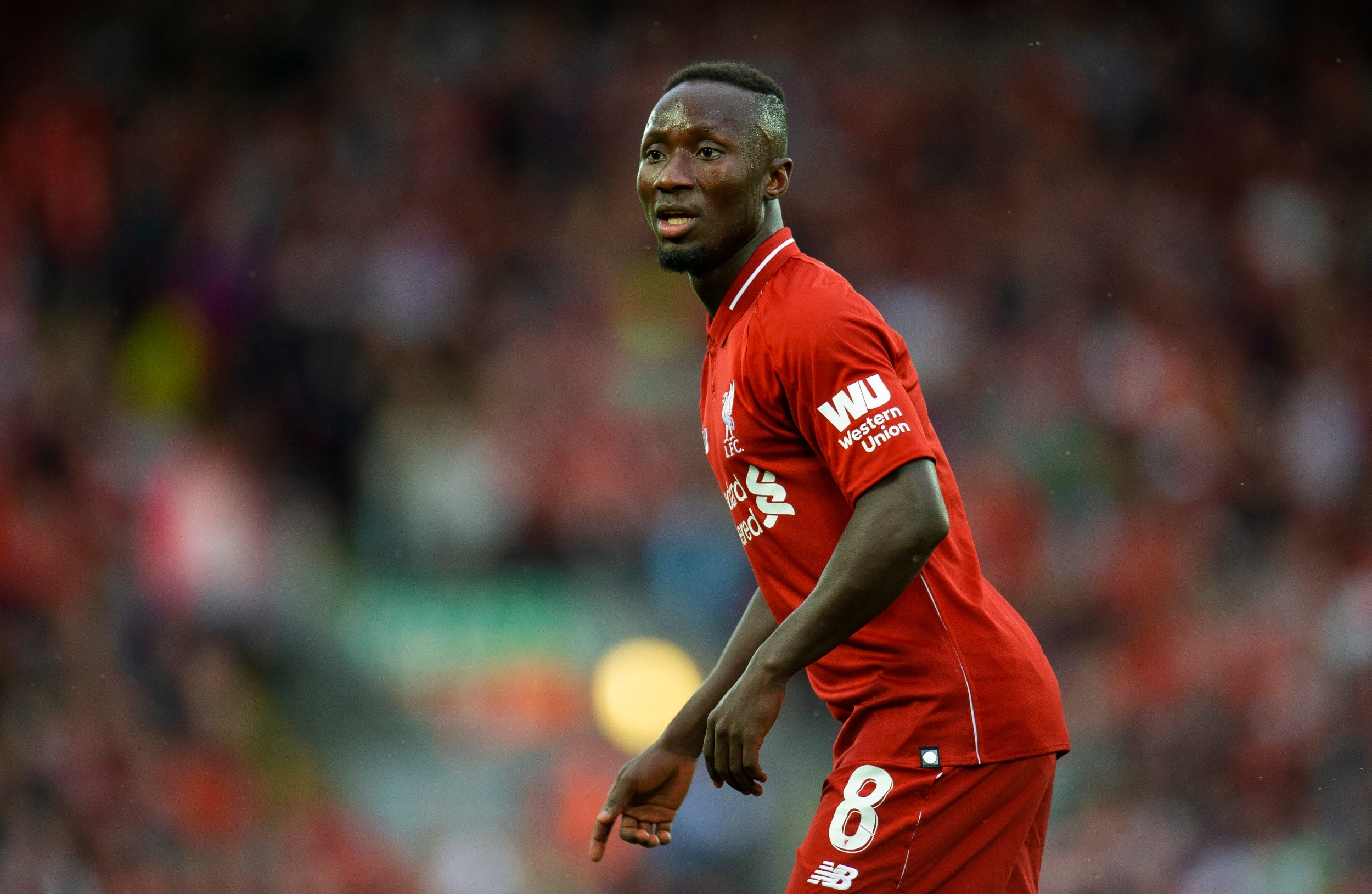 From Naby Keita to Mohamed Salah: How will Liverpool line up this season?