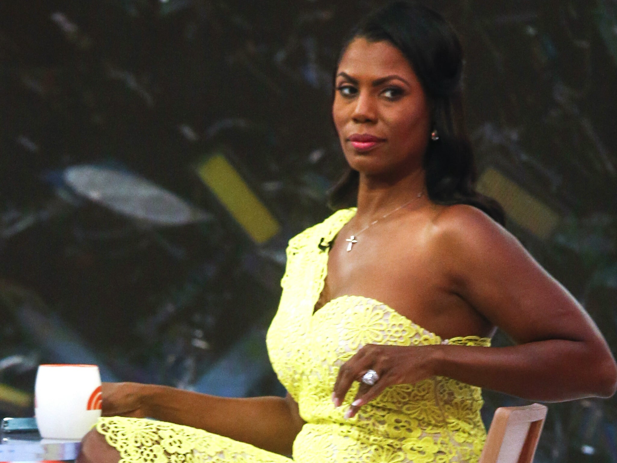 Omarosa Manigault releases new Trump audio tape and says president does 'not know what's going on in White House'