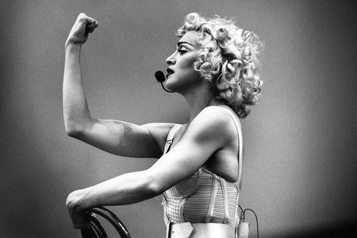 Madonna announces 'career-spanning partnership' with Warner