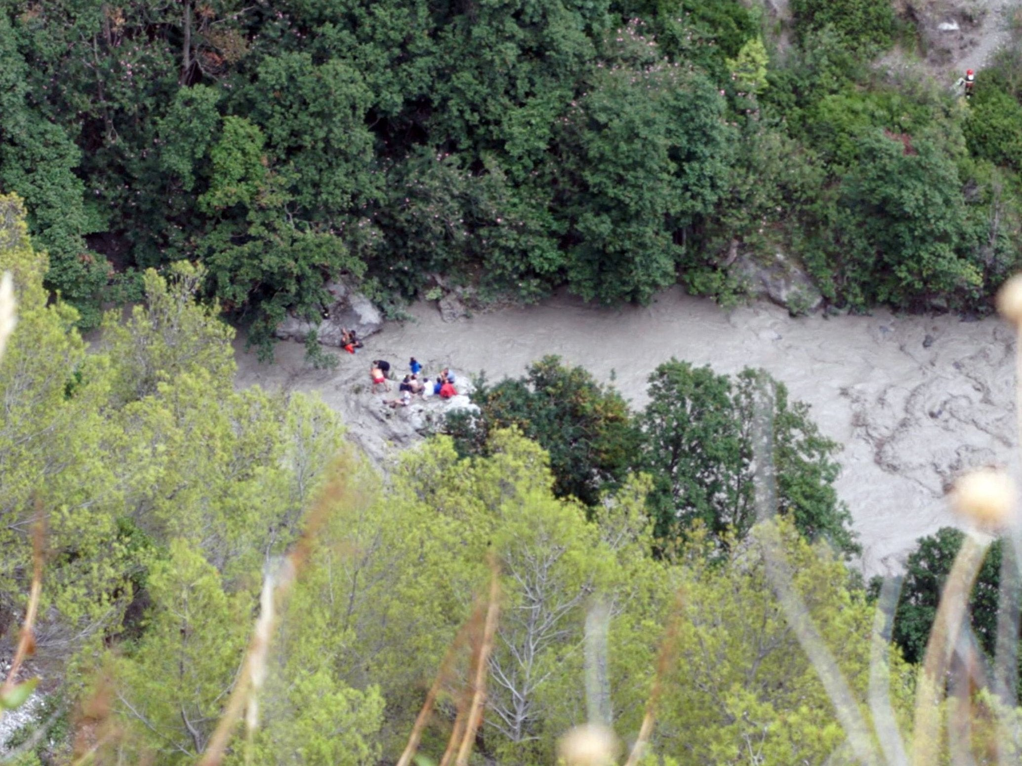 Italy flash floods kill at least 11 hikers in Calabria