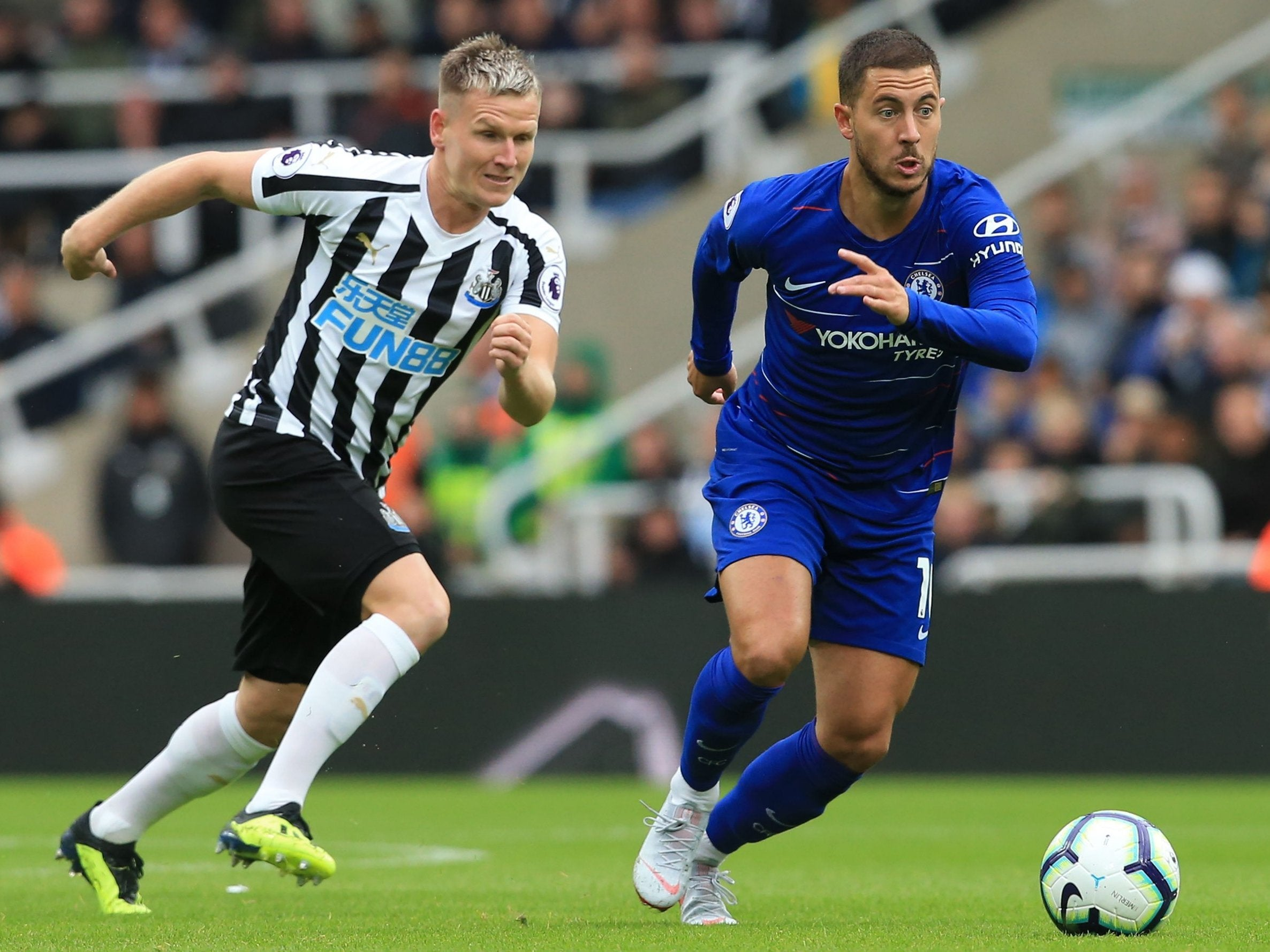 Newcastle vs Chelsea – LIVE: Latest score, goals and updates plus prediction, how to watch online, team news, line-ups, head-to-head, odds and more