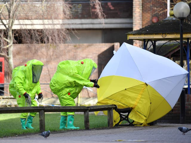 The police investigation was carried out over 6 maande. Ex-Russian spy Sergei Skripal and his daughter Yulia were found on March 4 in a critical condition on a bench outside the Maltings shopping centre in Salisbury