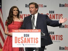 Ron DeSantis' wife Casey diagnosed with breast cancer