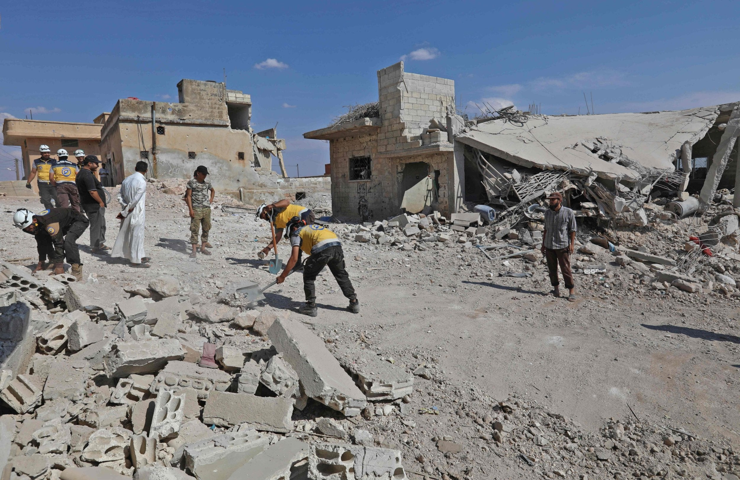 Syria conflict: MPs not guaranteed vote on further military action by UK, minister says