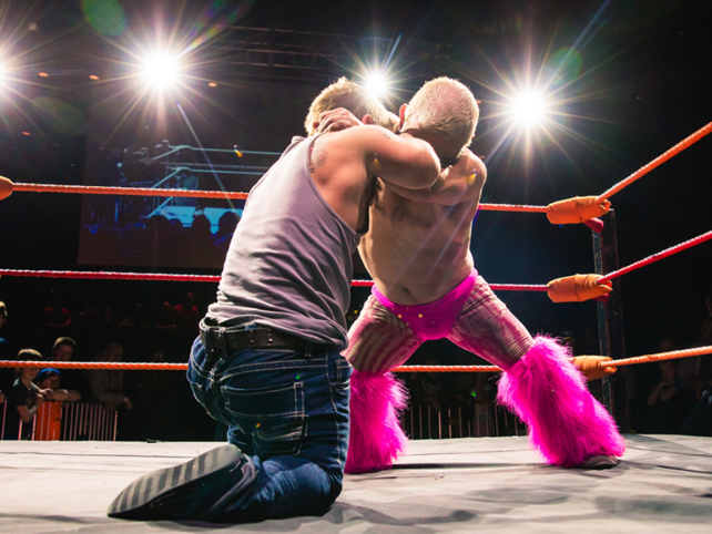 Dwarf wrestlers vent anger at British charity after protests see tour events cancelled