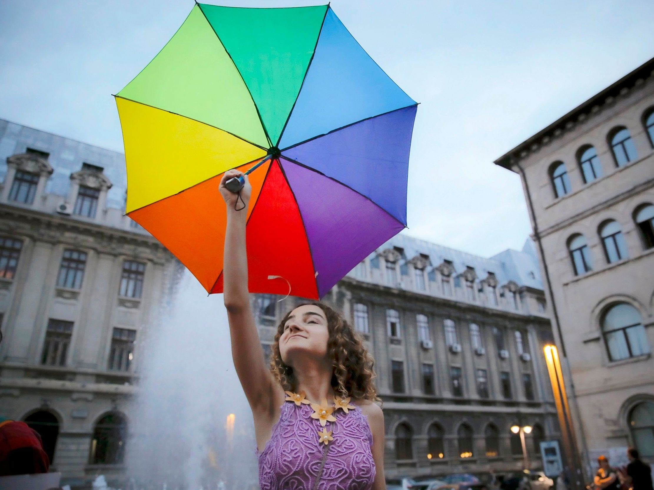 Romania to hold vote on whether to permanently ban gay marriage