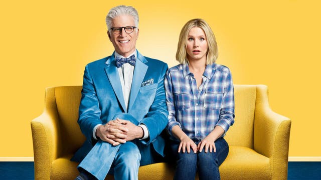 A heavenly comedy with a twist. Eleanor Shellstrop (Kristen Bell) is a cynical schlub waved through the Pearly Gates by mistake after dying in a bizarre supermarket accident. There she must remain above the suspicions of seemingly well-meaning but disorganised angel Michael (Ted Danson) whilst also negotiating fractious relationships with do-gooder Chidi (William Jackson Harper), spoiled princess Tahani (former T4 presenter Jameela Jamil) and ex-drug dealer Jason (Manny Jacinto).
