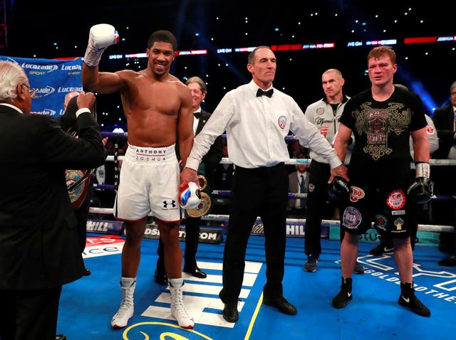 Joshua became the first man ever to stop former world champion Povetkin in one of his most thrilling fights yet.
