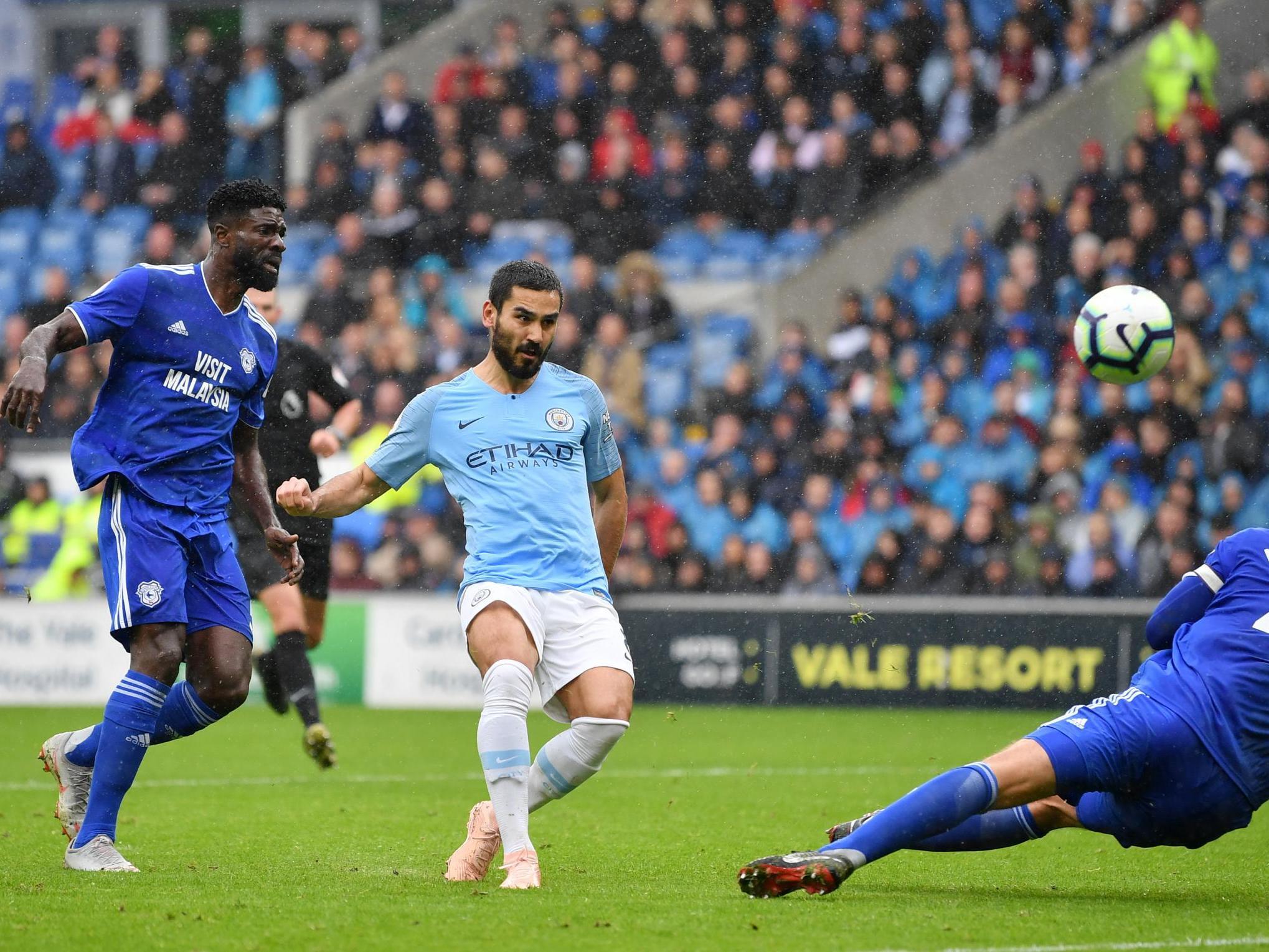 Manchester City relishing prospect of Liverpool test, says Ilkay Gundogan