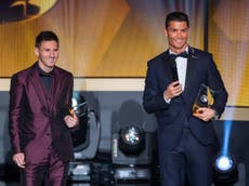 Cristiano Ronaldo overtakes Lionel Messi in Forbes' list of 10 best-paid footballers