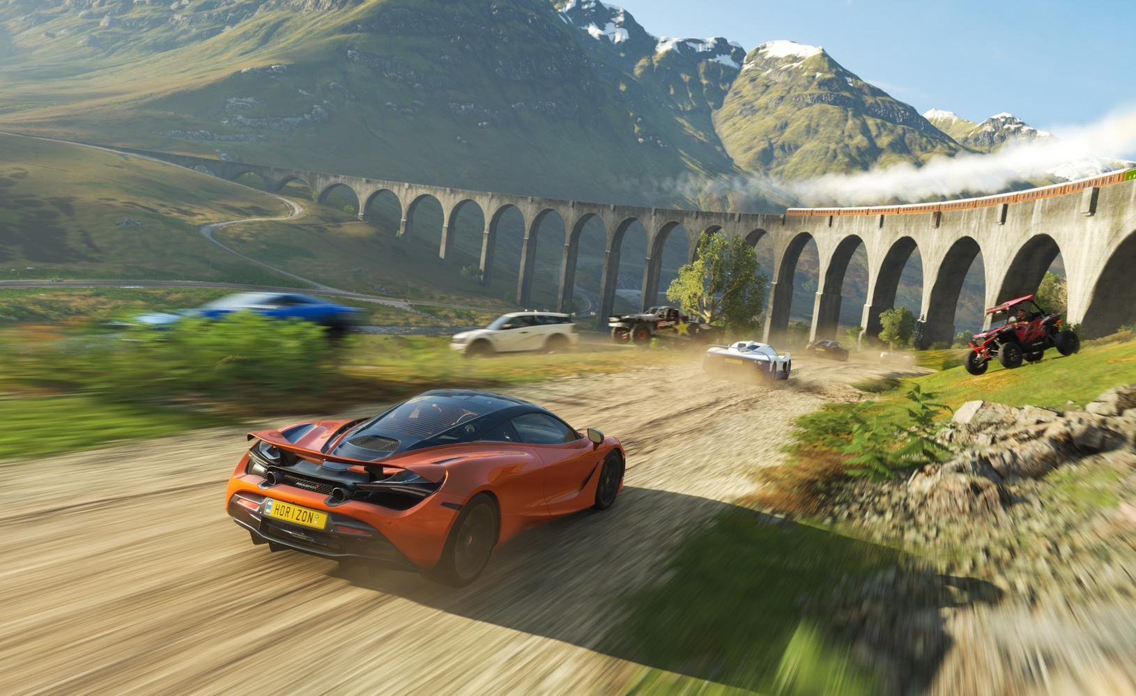 Forza Horizon 4 review: Xbox gets its best driving game, and Britain gets its best ever outing