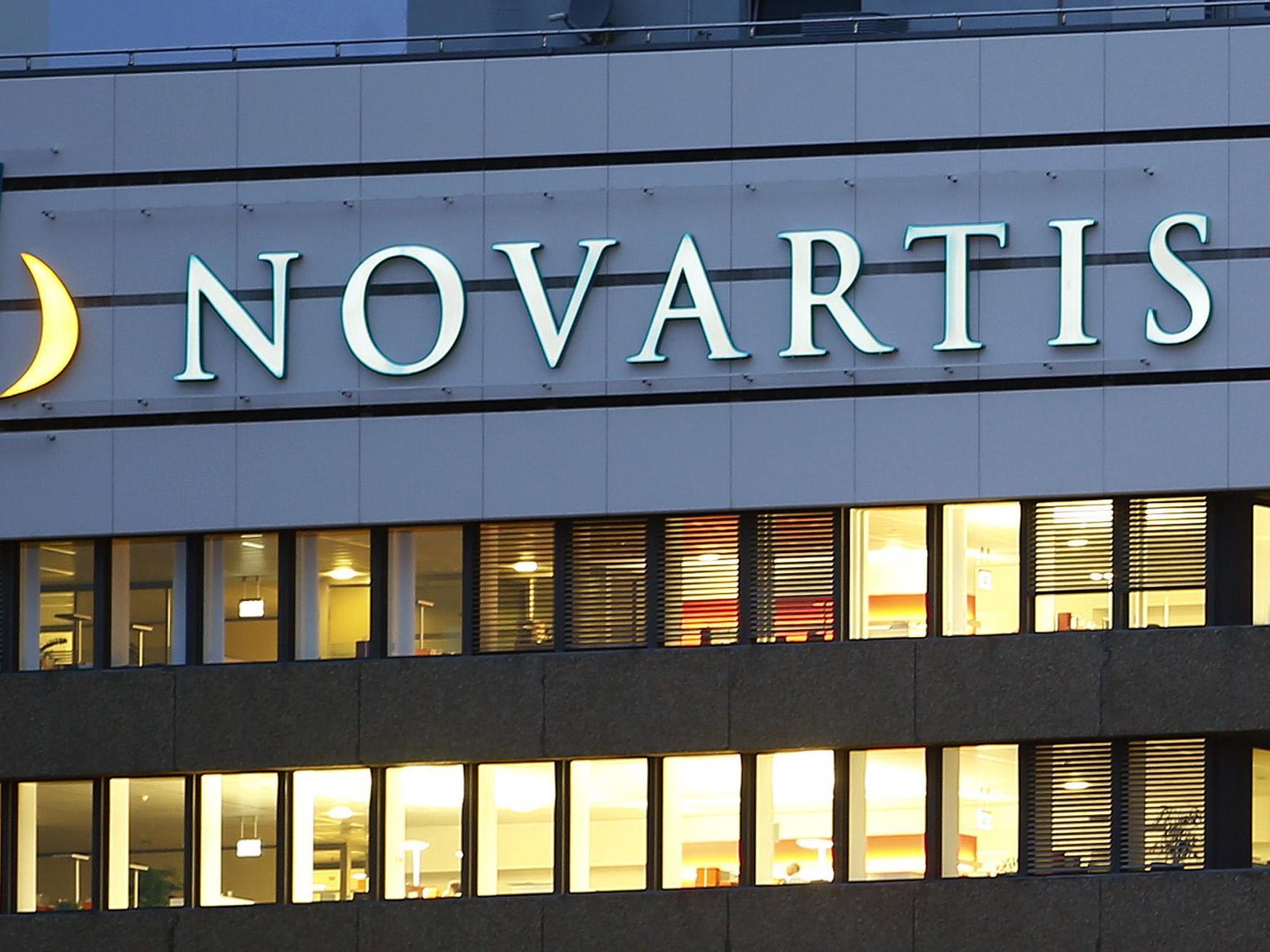 Novartis to cut hundreds of UK jobs