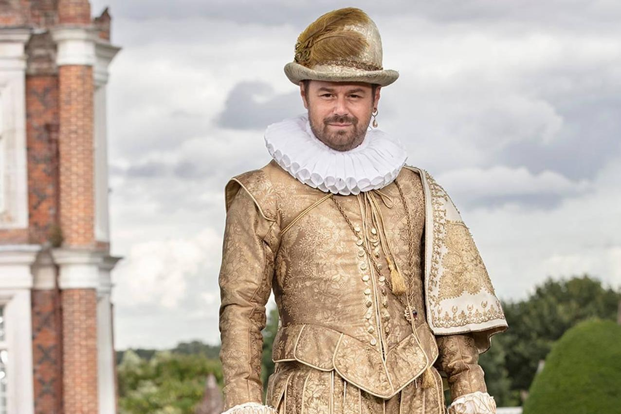 Danny Dyer's Right Royal Family: Eastenders star to present new BBC One history series