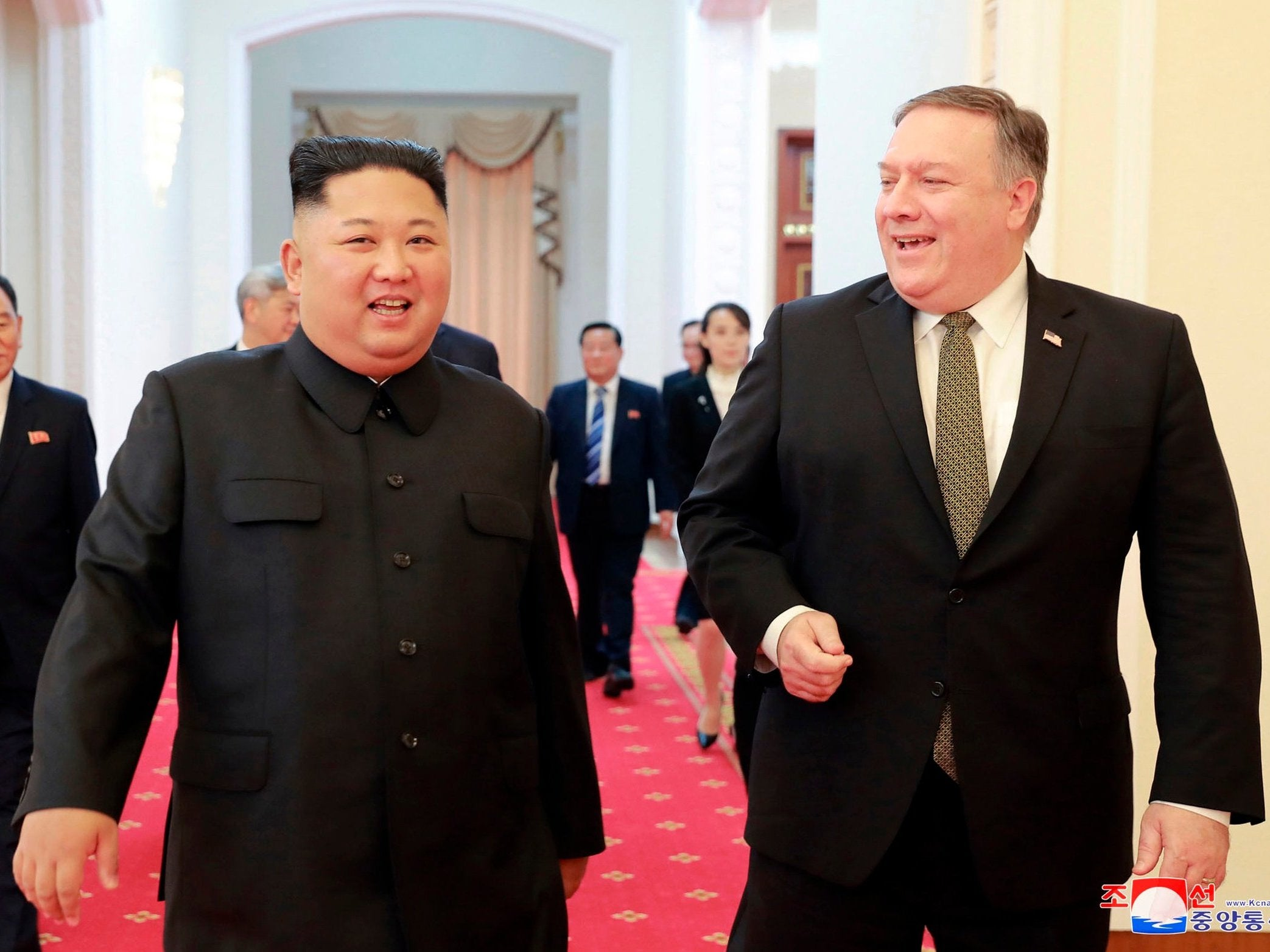 Meeting between Pompeo and North Korea cancelled last-minute without explanation