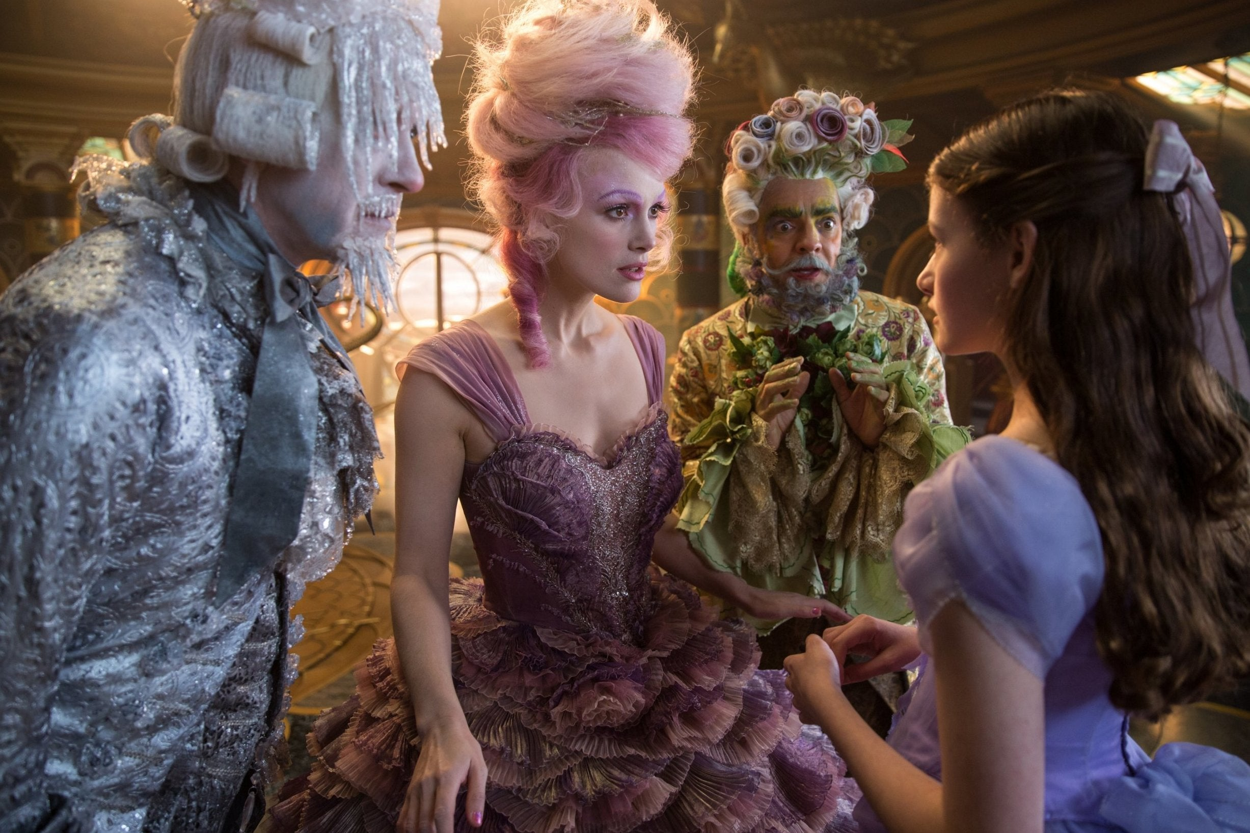 Discover the rich and expansive world of Disney's The Nutcracker and the Four Realms