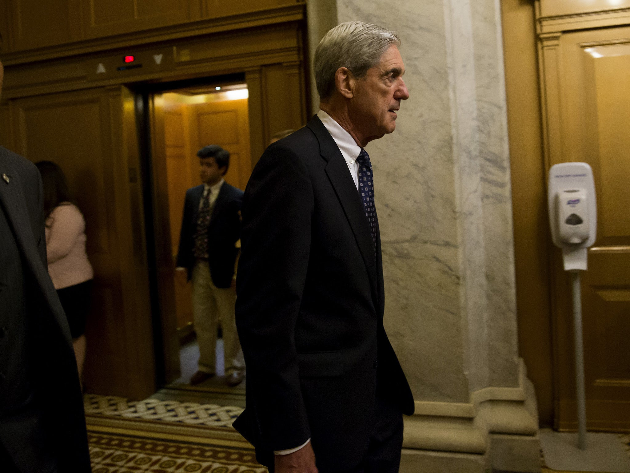 Robert Mueller: Previously sealed Watergate report released as guide for US special counsel