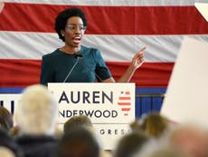 Lauren Underwood, Katie Porter, Nikema Williams to join group training Democratic candidates to run for office